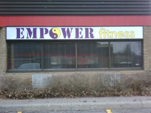 Empower Fitness, 2640-A Lancaster Rd.